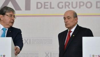 ¿Por qué Hugo de Zela quiere ser el secretario general de la OEA?