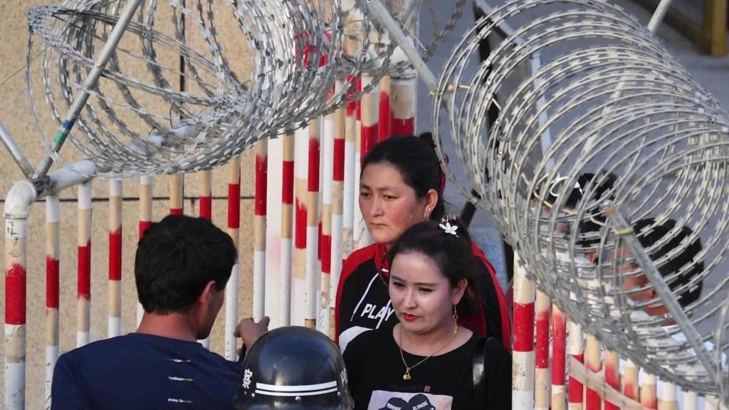 La situación de los uigures musulmanes en China