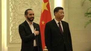 Donación de China a El Salvador inquieta a EE.UU.