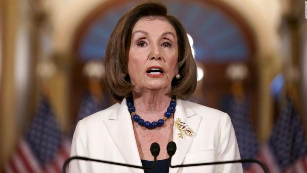 El objetivo de los demócratas en un juicio político a Trump