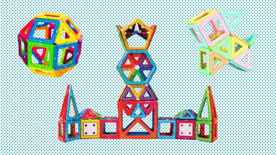 Construye las fiestas perfectas con esta rebaja en Magformers