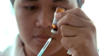 Vacunación masiva en Samoa contra el sarampión