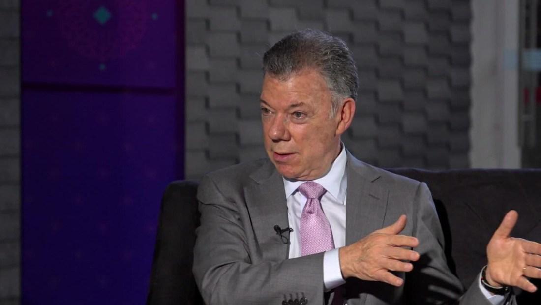 Santos: La gente pide a Duque cumplir con los acuerdos