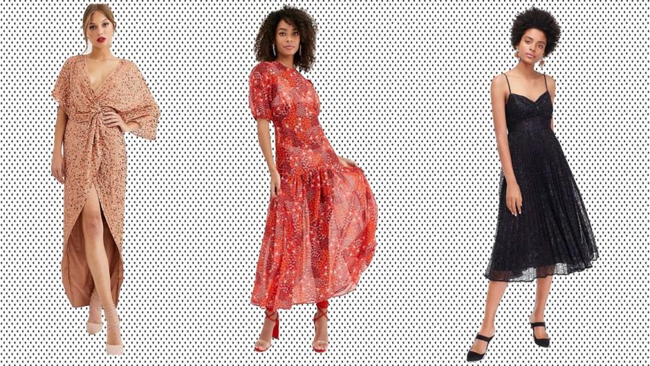 21 vestidos para celebrar las fiestas con estilo