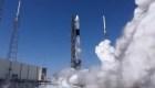 SpaceX envía ratones musculosos al espacio