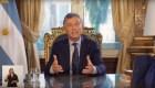 La crisis economía en el autobalance de gobierno de Macri