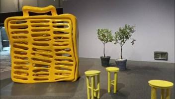 El arte mexicano brilla en el Art Basel