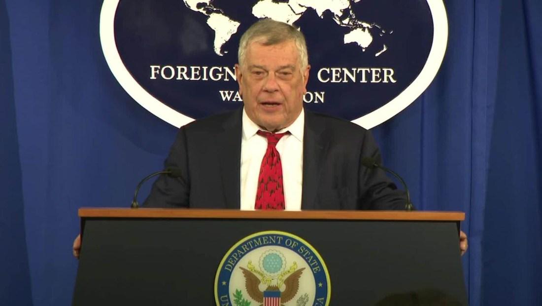 La agenda de EE.UU. en Latinoamérica, según Michael Kozak