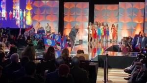 Caídas y trapeadas en Miss Universo 2019