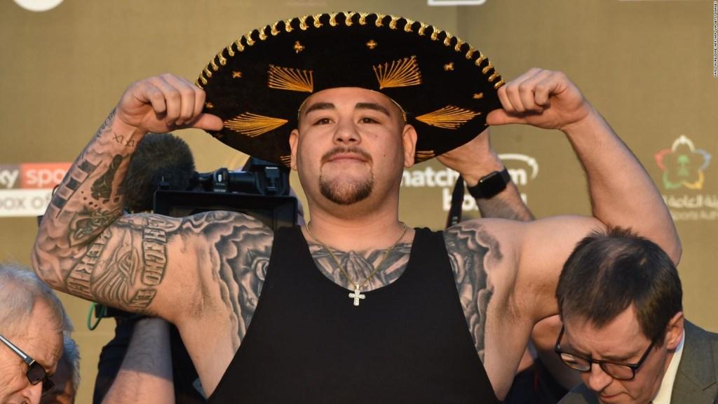 """Jessie Vargas: """"Si Andy Ruiz Jr. conecta un golpe con Joshua, lo noqueará"""""""