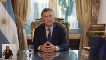 Macri realizó un balance de su gestión