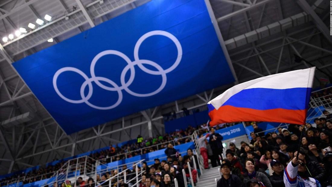 Rusia fuera de los JJOO y del Mundial de Qatar