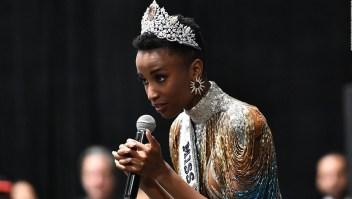 Miss Universo 2019 sobre cómo su victoria rompe barreras