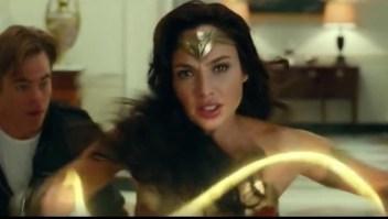 """Mira el nuevo tráiler de """"Wonder Woman 1984"""""""