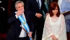 Alberto Fernández asume la presidencia