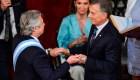 Argentina tiene un nuevo presidente