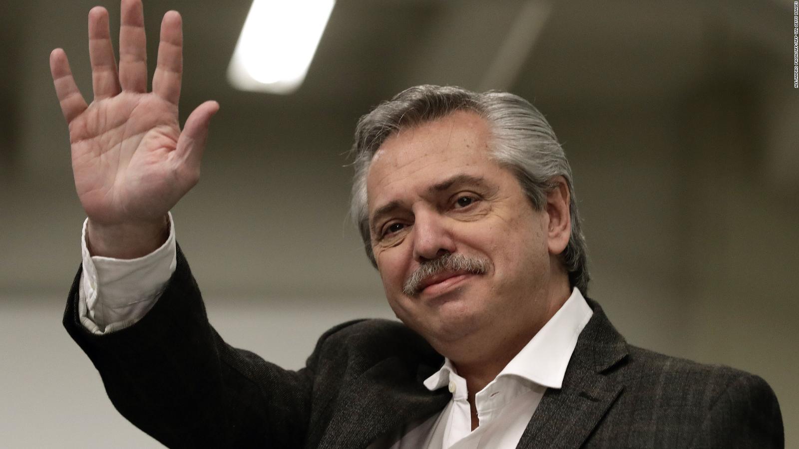 ¿Quién es Alberto Fernández?