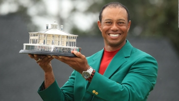 Tiger Woods: Nunca me gustó estar frente a las cámaras