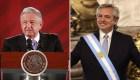 ¿Habrá alianza entre Alberto Fernández y AMLO?