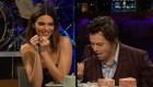 Harry Styles evita responder preguntas a Kendall Jenner