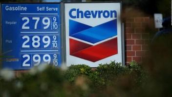 Chevron está amortizando hasta US$11.000 millones en activos