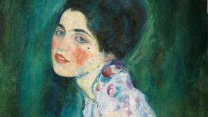 ¿Es esta una obra perdida de Gustav Klimt?