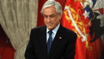 Acusación contra Piñera es desestimada