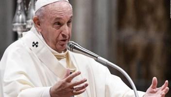 Papa celebra misa en honor a la Virgen de Guadalupe