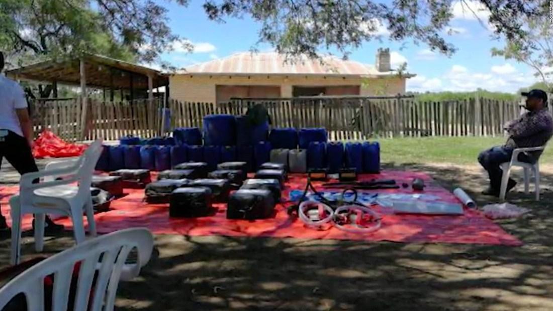 Incautan enorme cargamento de cocaína en Paraguay