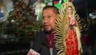 En Los Ángeles también cantan a la Virgen de Guadalupe