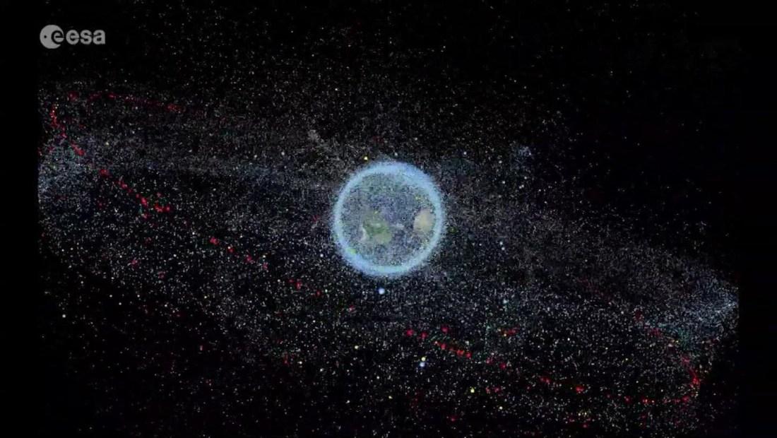 ClearSpace-1, una limpieza espacial