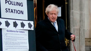 Elecciones en Reino Unido: las primeras proyecciones