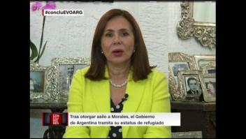 """Canciller de Bolivia: """"Informe del CIDH es sesgado"""""""