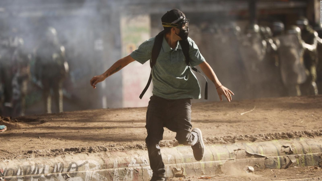 Informe de la ONU confirma violaciones de derechos humanos durante las protestas en Chile