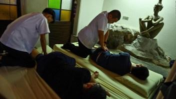 Unesco reconoce el masaje tailandés como patrimonio cultural de la humanidad