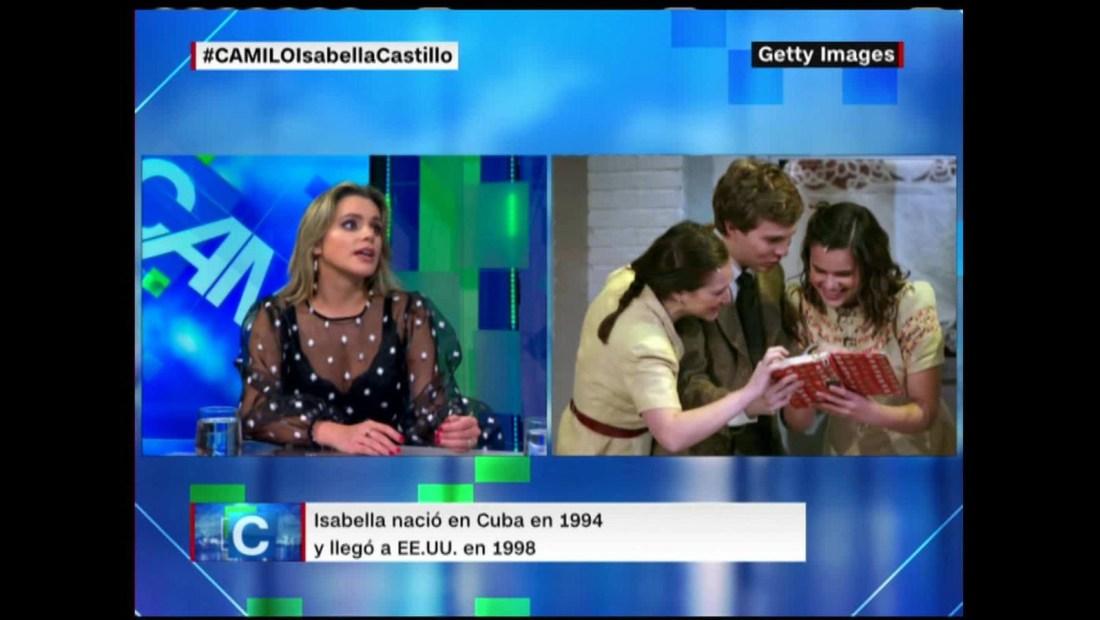 Isabella Castillo: experiencia y juventud en escena