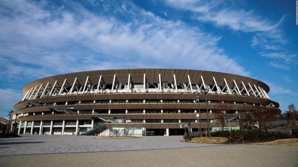 Se inaugura Estadio Nacional en Tokio para los Olímpicos