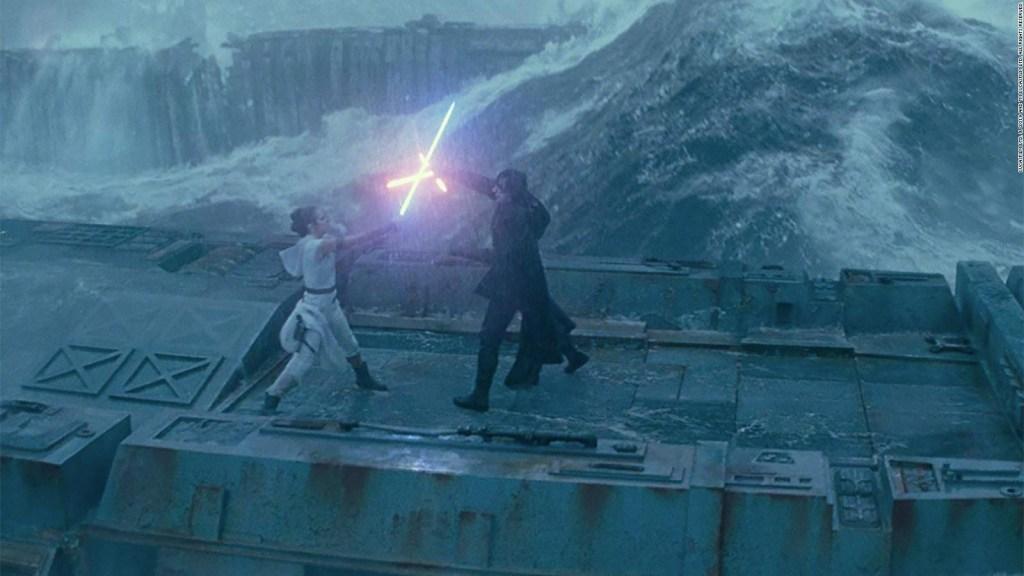 Estreno millonario del final de la saga Star Wars