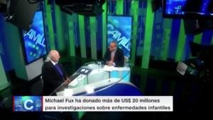 ¿Qué impulsó al empresario Michael Fux?