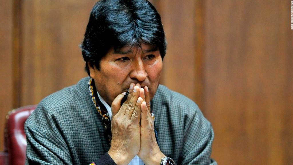 Evo Morales y su refugio en Argentina