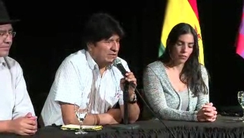 Evo Morales asegura que volverá a Bolivia