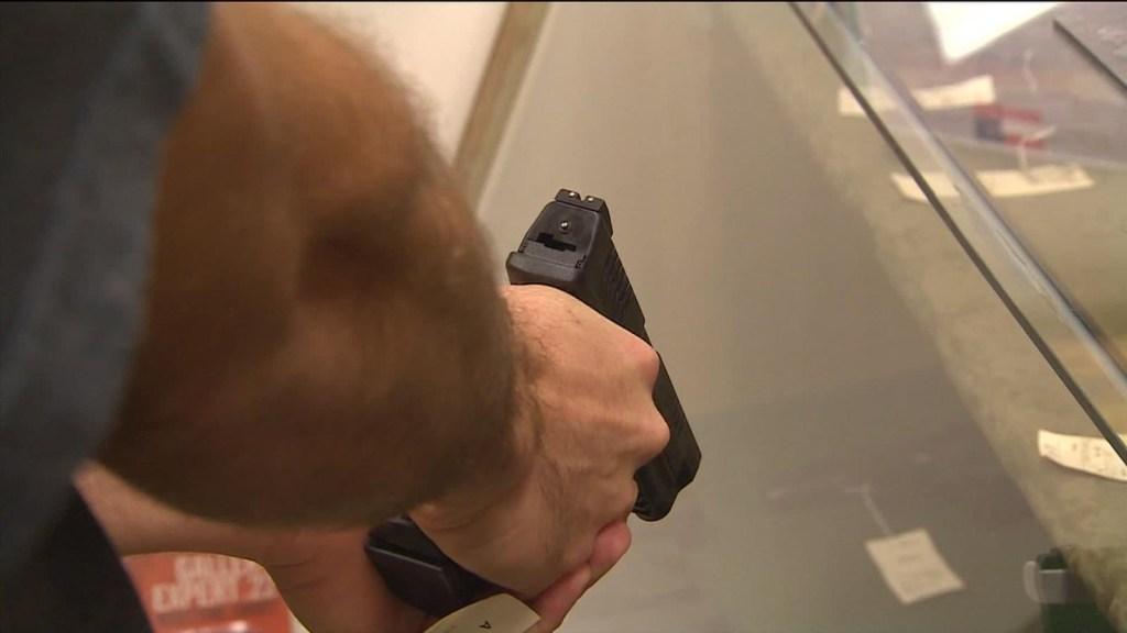 Primer paso para investigar la violencia armada en EE.UU.