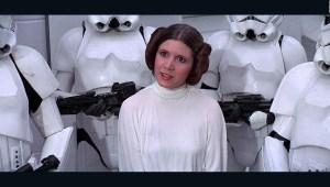 ¿Recuerdas este peinado de la princesa Leia?