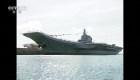 China activa su segundo portaaviones