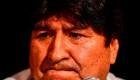 Evo Morales, tras el pedido de detención