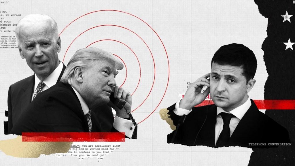 Las acciones de Trump que lo llevaron a juicio político