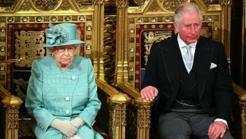 La reina Isabel inicia una nueva legislatura en el Reino Unido
