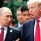 Vladimir Putin defendió a Donald Trump