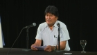 Gamarra: A Evo Morales le conviene sentirse perseguido