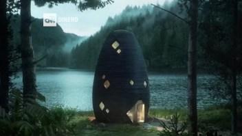 Casas con estilo espacial